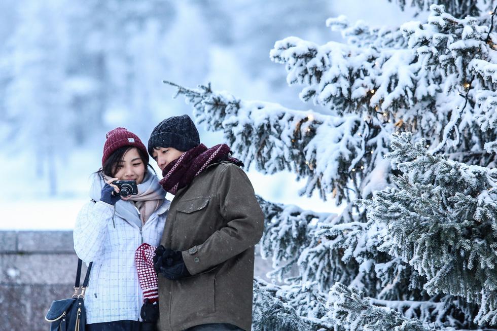 Đến Phần Lan chờ đón năm mới 2018 - Ảnh 2.
