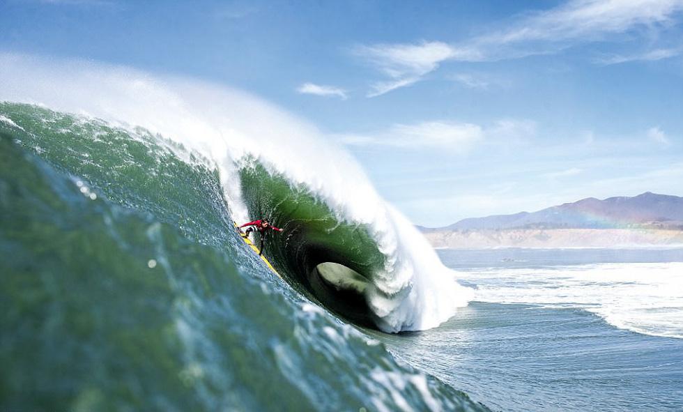 Ngắm vẻ đẹp dữ dội và dịu êm của sóng biển - Ảnh 3.