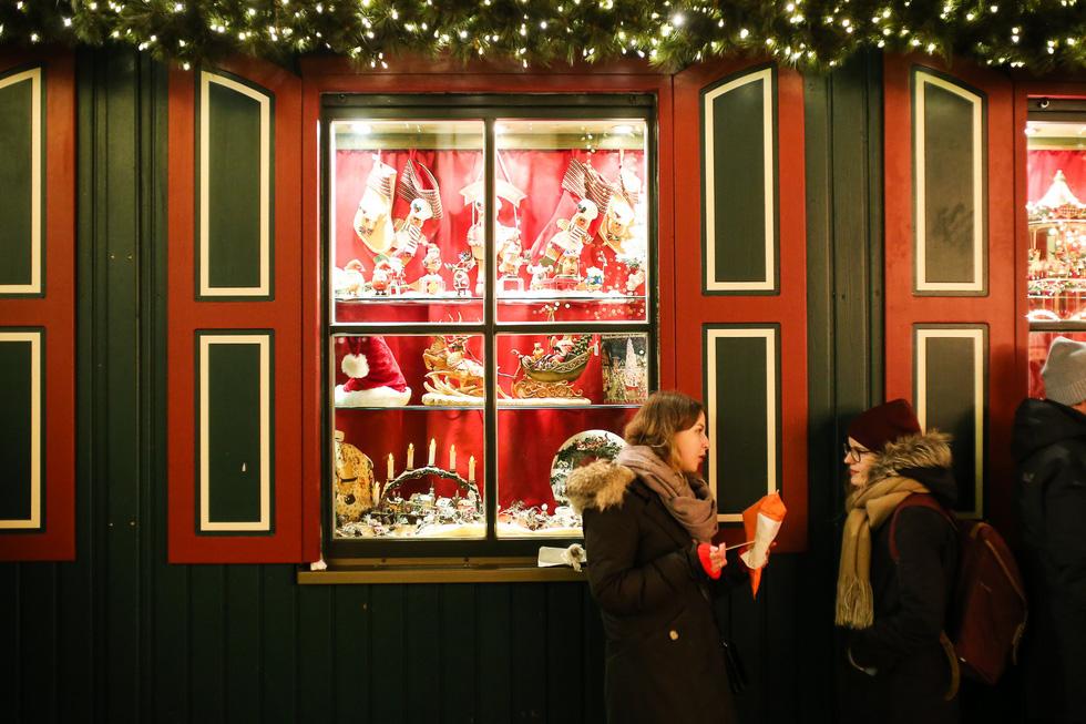 Đi chợ Giáng sinh trời Âu có gì vui? - Ảnh 20.