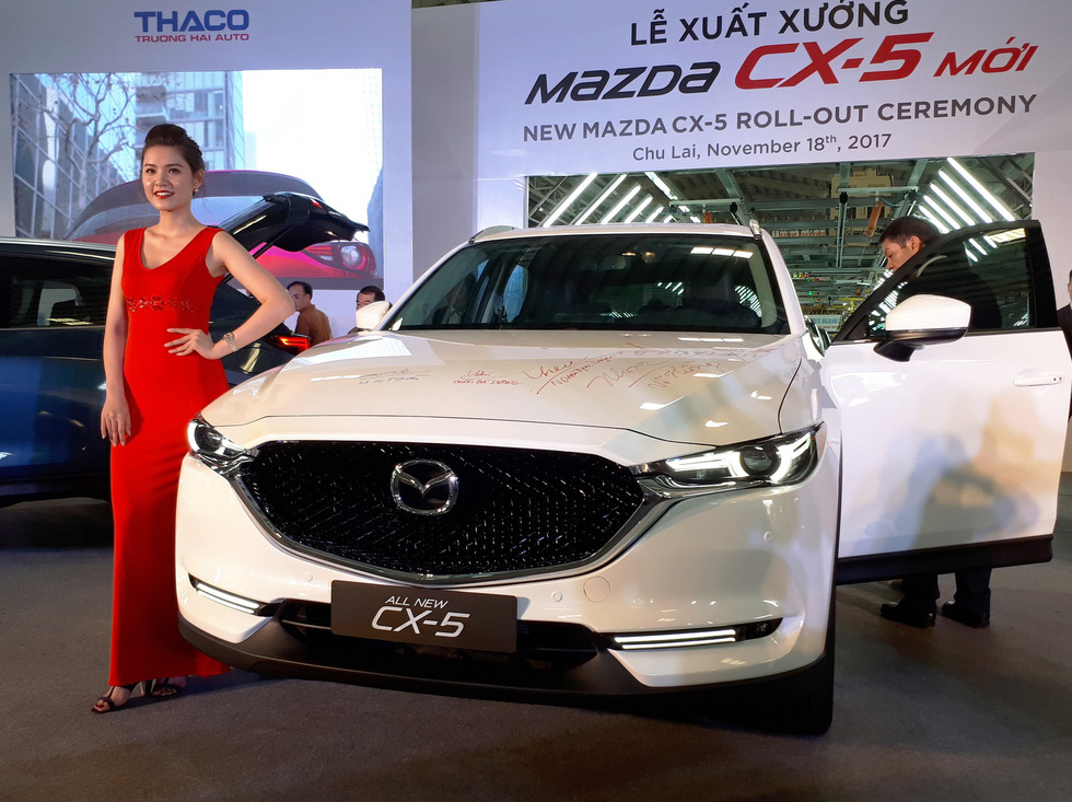 Xe Mazda do Thaco lắp ráp không nằm trong diện triệu hồi như ở Mỹ - Ảnh 1.