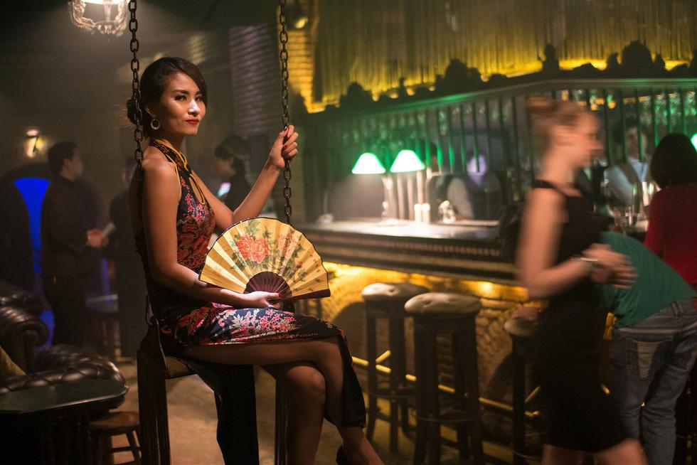 9 quán bar ở Bangkok đẹp ngất ngây - Ảnh 4.