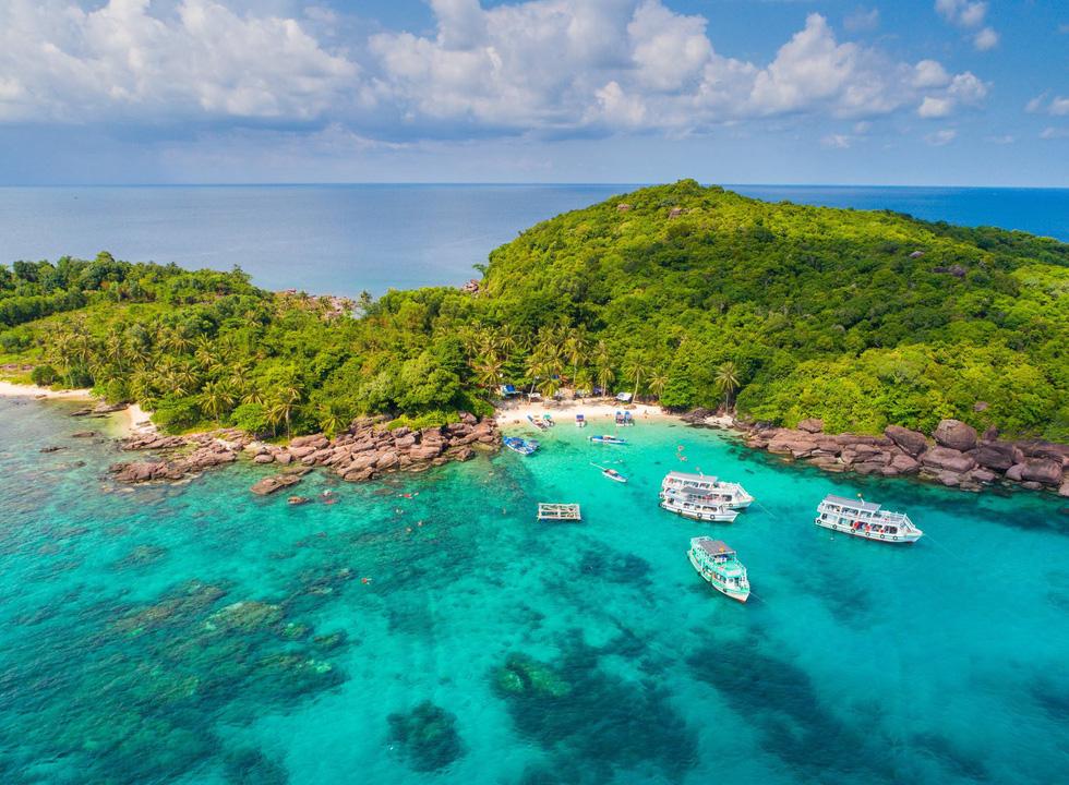 Ngắm rừng vàng biển bạc Việt Nam tại Phú Quốc - Ảnh 5.