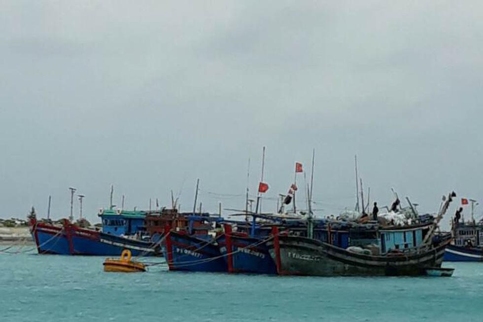 Dự kiến sơ tán gần 1 triệu dân, miền Tây ráo riết ứng phó bão Tembin - Ảnh 1.