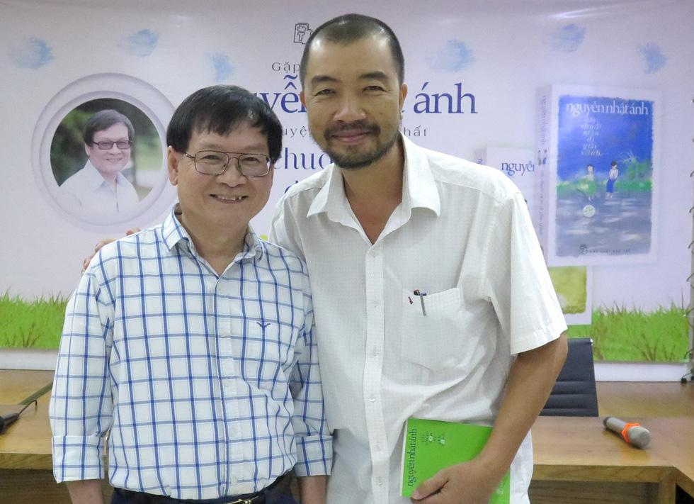 Cuối năm với nhà văn Nguyễn Nhật Ánh: nghề văn bất trắc! - Ảnh 11.