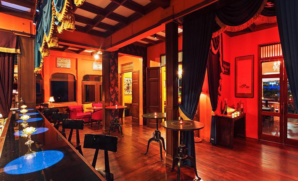 9 quán bar ở Bangkok đẹp ngất ngây - Ảnh 14.