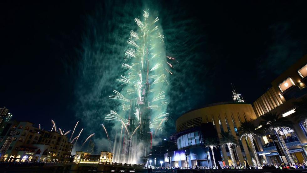 Thế giới đón giao thừa mừng năm mới 2018 ra sao? - Ảnh 7.