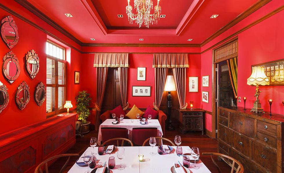9 quán bar ở Bangkok đẹp ngất ngây - Ảnh 15.