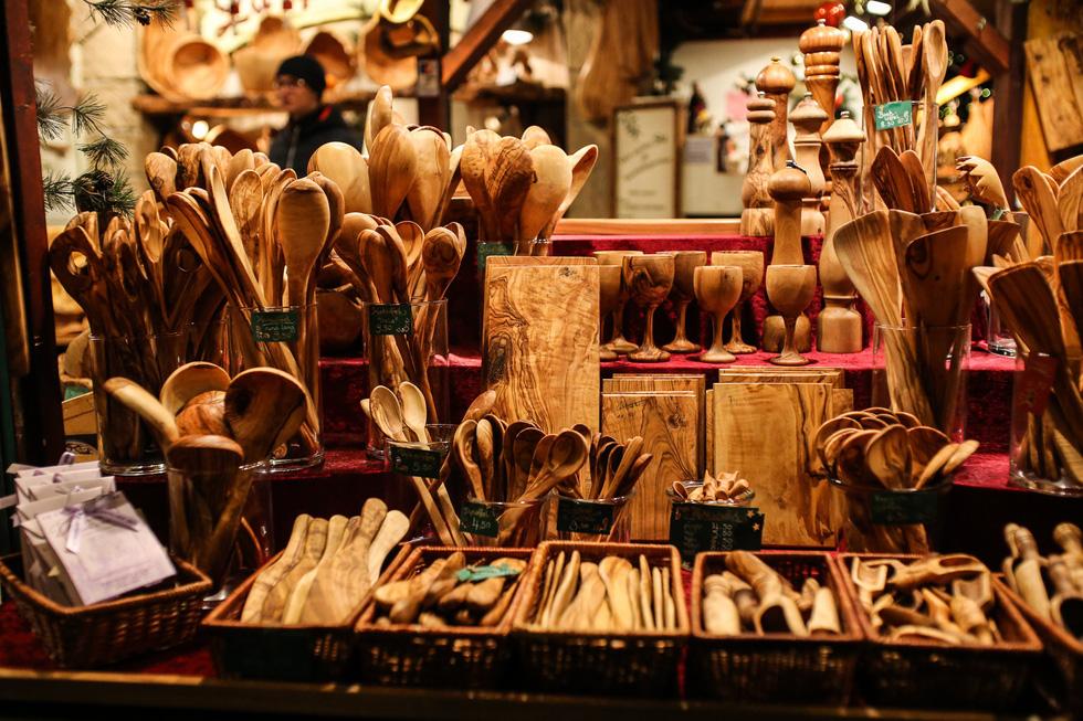 Đi chợ Giáng sinh trời Âu có gì vui? - Ảnh 5.