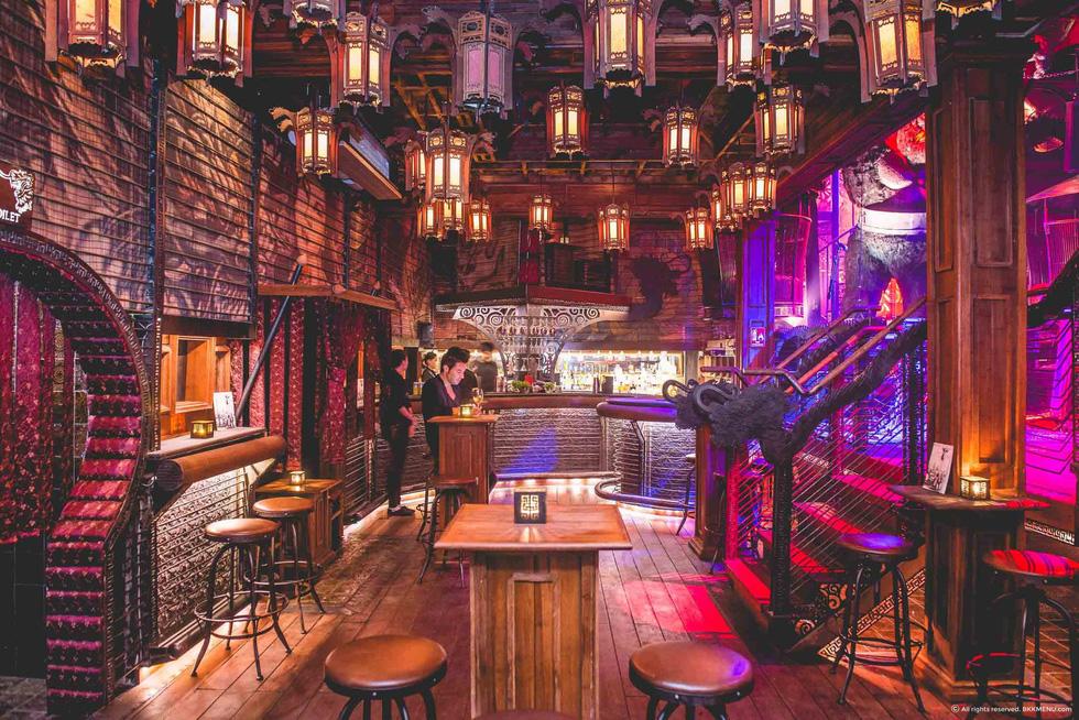 9 quán bar ở Bangkok đẹp ngất ngây - Ảnh 24.