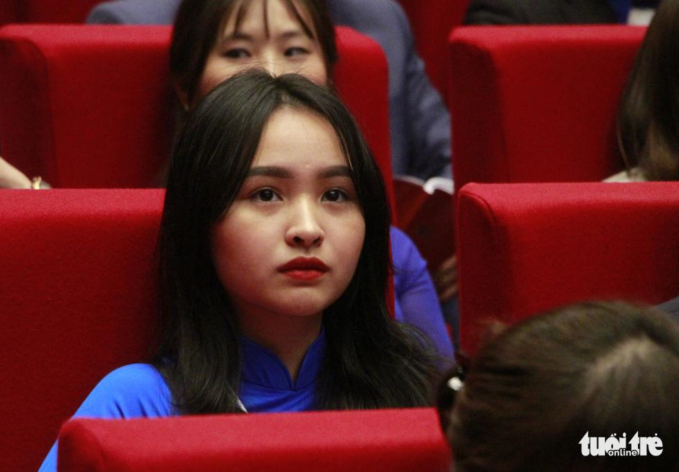 Sức trẻ rạng rỡ tại Đại hội Đoàn toàn quốc - Ảnh 6.