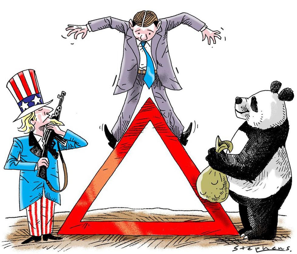10 nguy cơ địa-chính trị đe dọa kinh tế thế giới - Ảnh 8.