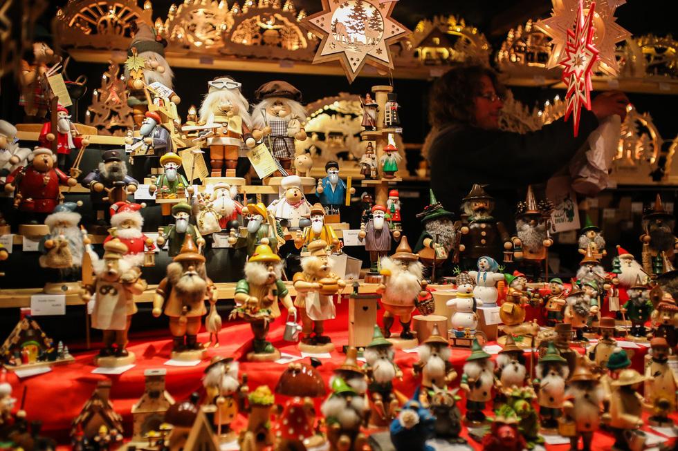 Đi chợ Giáng sinh trời Âu có gì vui? - Ảnh 6.
