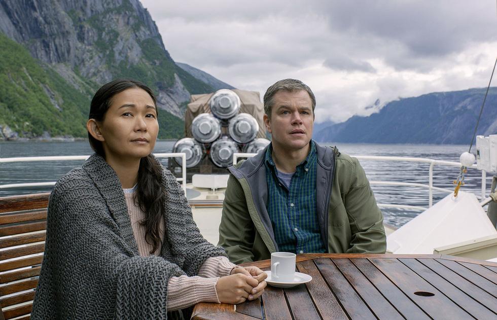 Hồng Châu - nữ diễn viên người Việt được đề cử Quả cầu vàng - Ảnh 3.