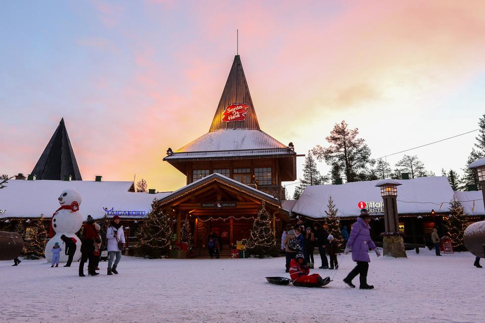Đến Phần Lan chờ đón năm mới 2018 - Ảnh 7.