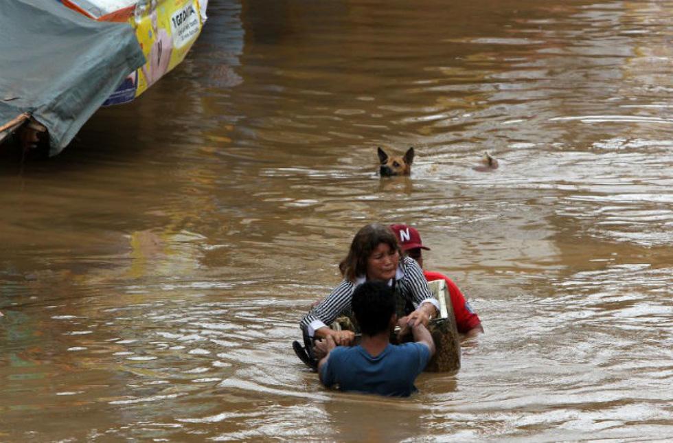 Thế giới trong tuần qua ảnh: bão Tembin tàn phá Philippines - Ảnh 3.