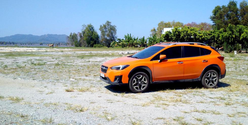 Đánh giá xe Subaru XV: vi vu từ Sài thành xuống An Giang - Ảnh 1.