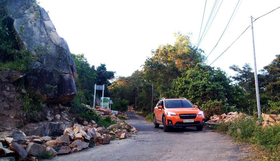 Đánh giá xe Subaru XV: vi vu từ Sài thành xuống An Giang - Ảnh 3.