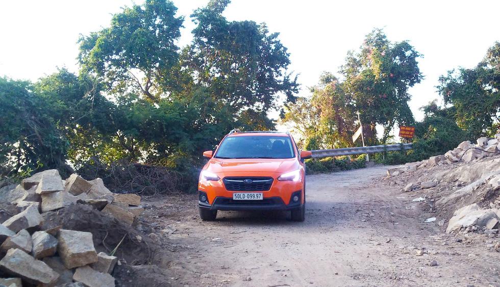 Đánh giá xe Subaru XV: vi vu từ Sài thành xuống An Giang - Ảnh 5.
