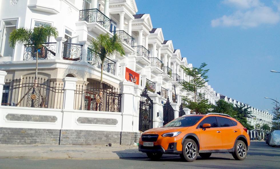 Đánh giá xe Subaru XV: vi vu từ Sài thành xuống An Giang - Ảnh 2.