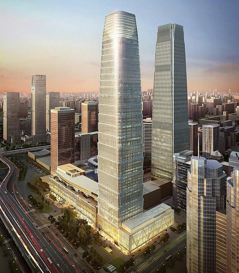 Hơn nửa số tòa nhà chọc trời trên thế giới 2017 của Trung Quốc - Ảnh 8.