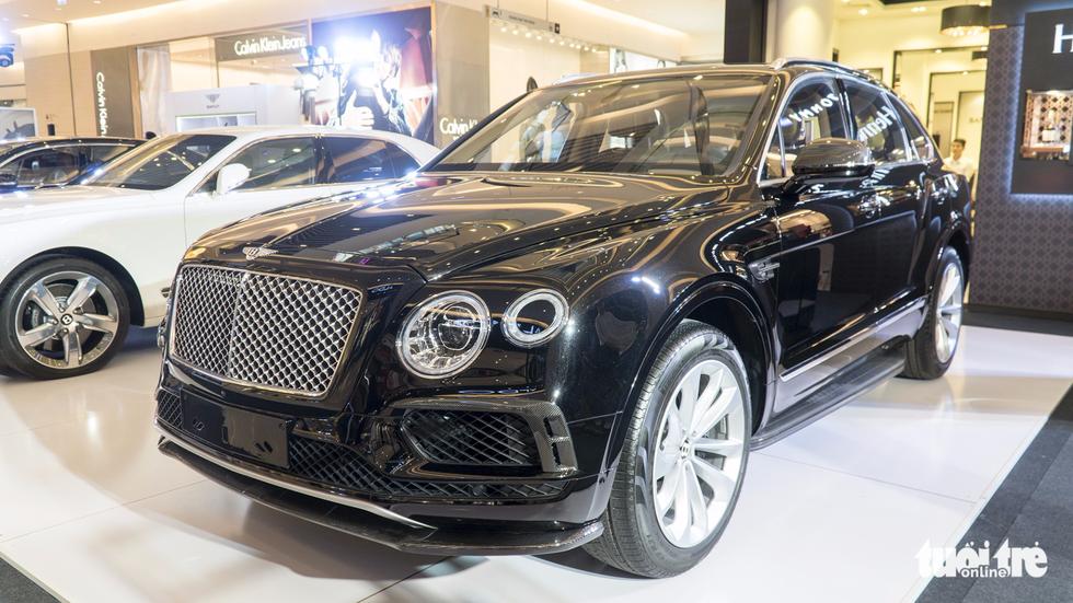 Thương hiệu siêu sang Bentley vào thị trường Việt Nam - Ảnh 6.