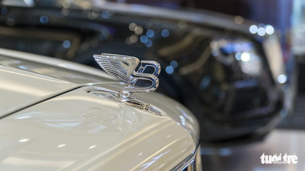 Thương hiệu siêu sang Bentley vào thị trường Việt Nam - Ảnh 3.