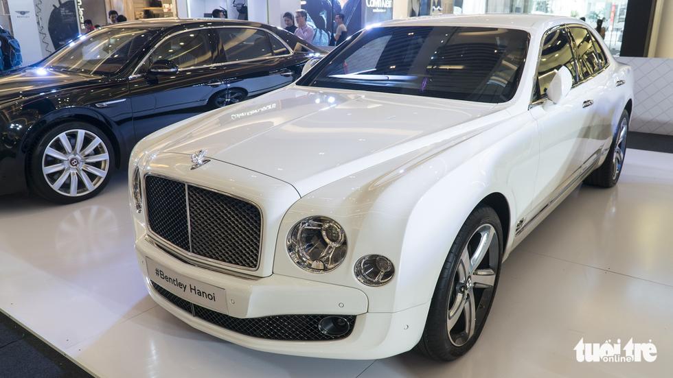 Thương hiệu siêu sang Bentley vào thị trường Việt Nam - Ảnh 8.
