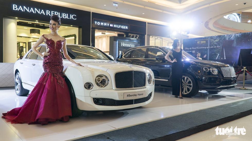 Thương hiệu siêu sang Bentley vào thị trường Việt Nam - Ảnh 1.