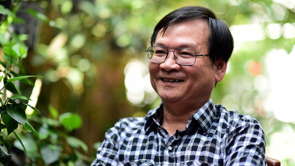 Cuối năm với nhà văn Nguyễn Nhật Ánh: nghề văn bất trắc! - Ảnh 1.