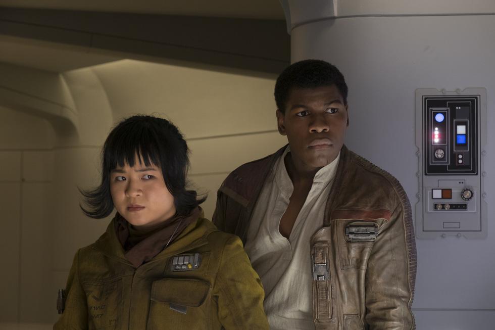 Star Wars: The last Jedi – Lời chia tay hoàn hảo cho những khởi đầu! - Ảnh 10.