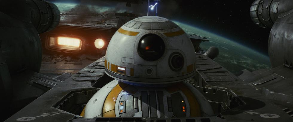 Star Wars 8 và lời chia tay hoàn hảo cho những khởi đầu - Ảnh 15.
