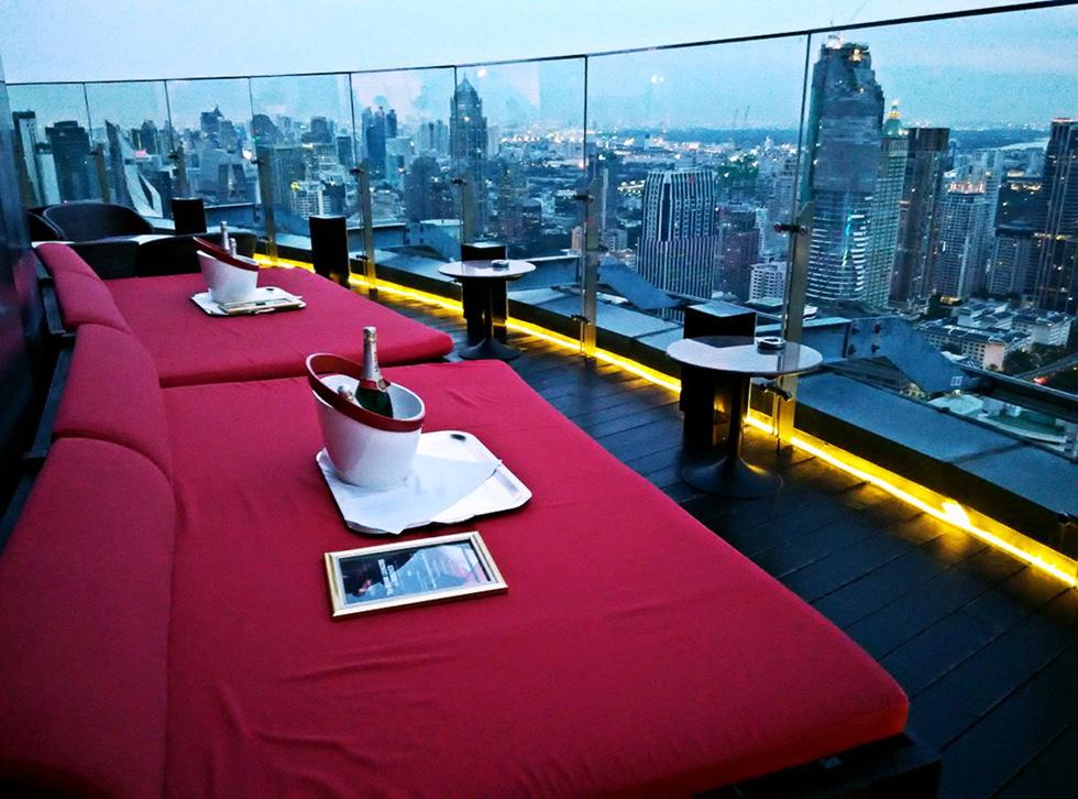 9 quán bar ở Bangkok đẹp ngất ngây - Ảnh 35.
