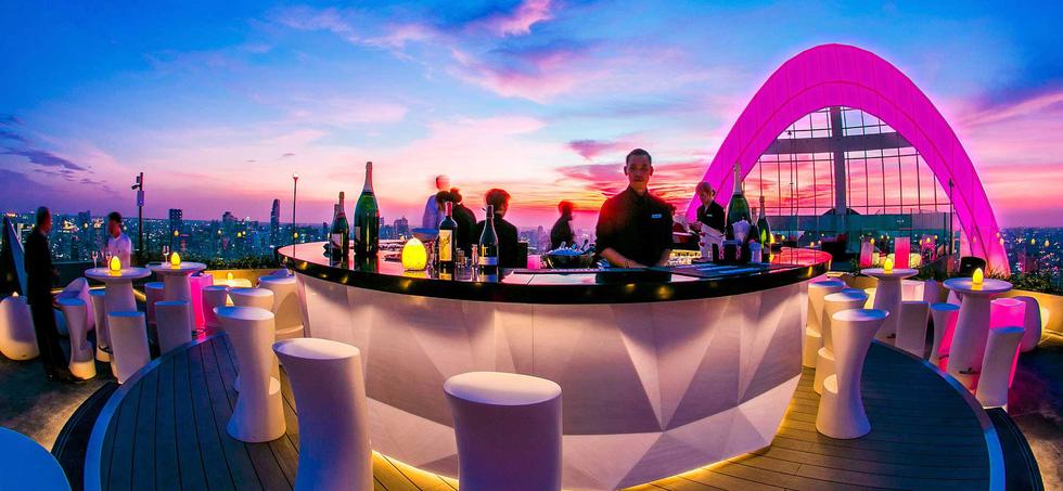 9 quán bar ở Bangkok đẹp ngất ngây - Ảnh 32.
