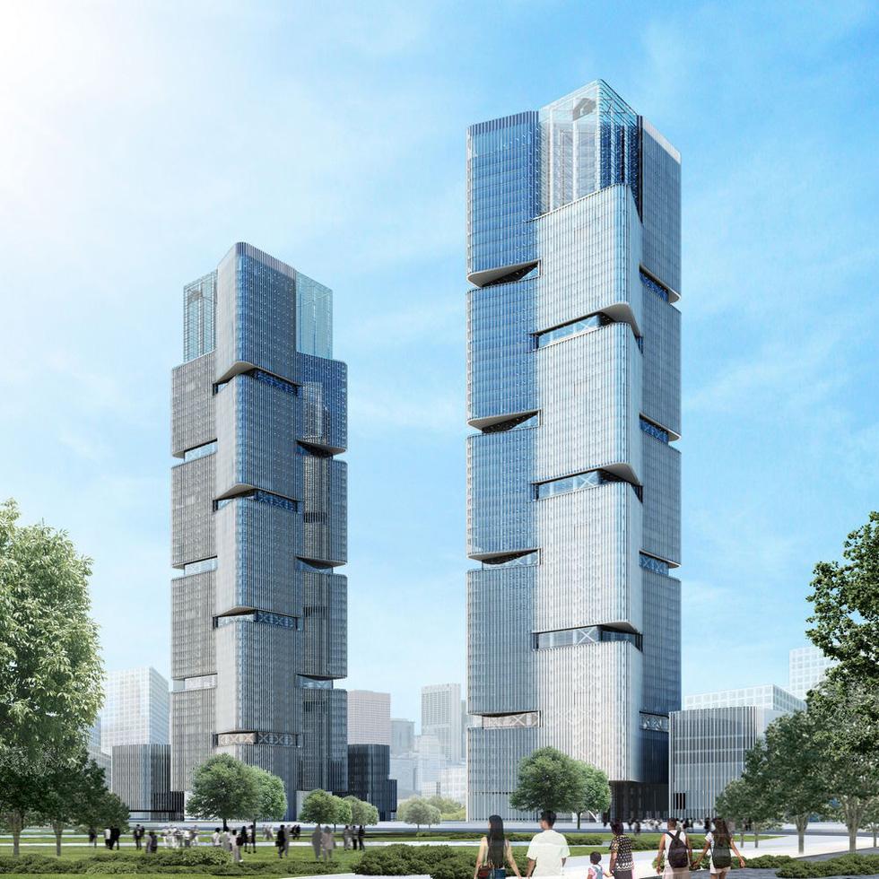 Hơn nửa số tòa nhà chọc trời trên thế giới 2017 của Trung Quốc - Ảnh 10.