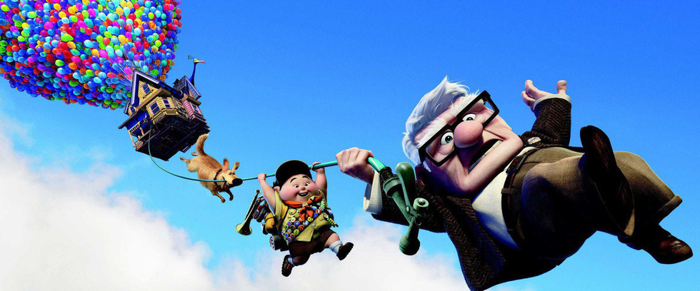 10 tác phẩm xuất sắc của hãng phim hoạt hình Pixar - Ảnh 10.