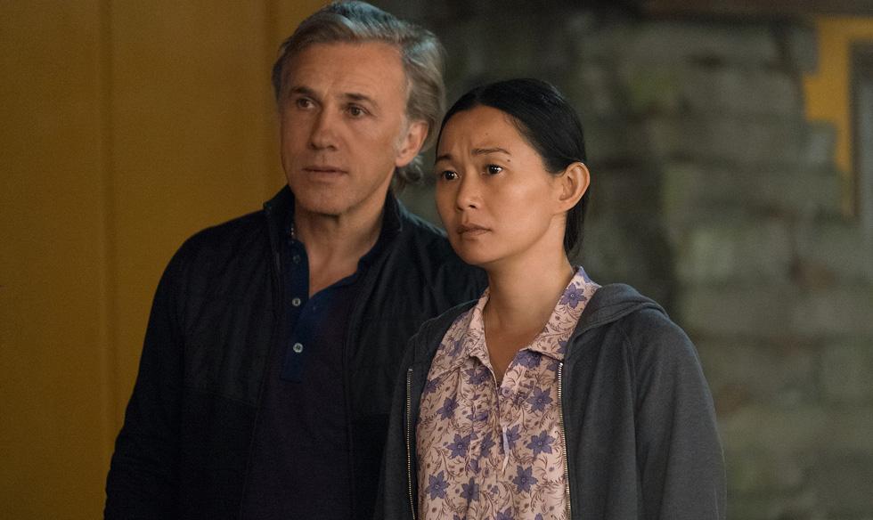 Hồng Châu - nữ diễn viên người Việt được đề cử Quả cầu vàng - Ảnh 2.