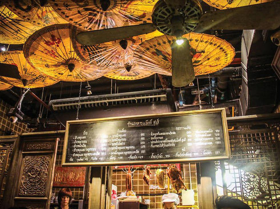 9 quán bar ở Bangkok đẹp ngất ngây - Ảnh 5.