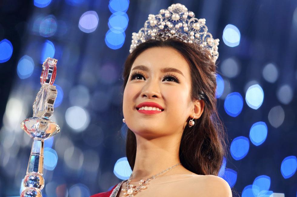 Hoa hậu Việt Nam sẽ tiếp tục cõng điện lên bản - Ảnh 3.