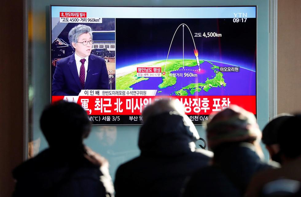 Tên lửa Hwasong-15 của Triều Tiên đáng gờm cỡ nào? - Ảnh 5.