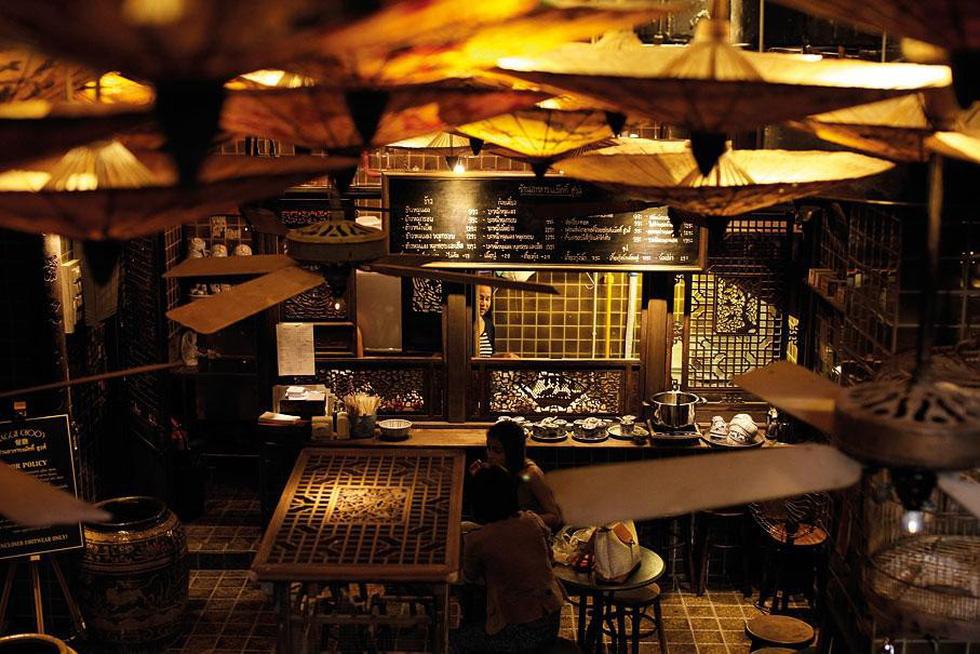 9 quán bar ở Bangkok đẹp ngất ngây - Ảnh 6.