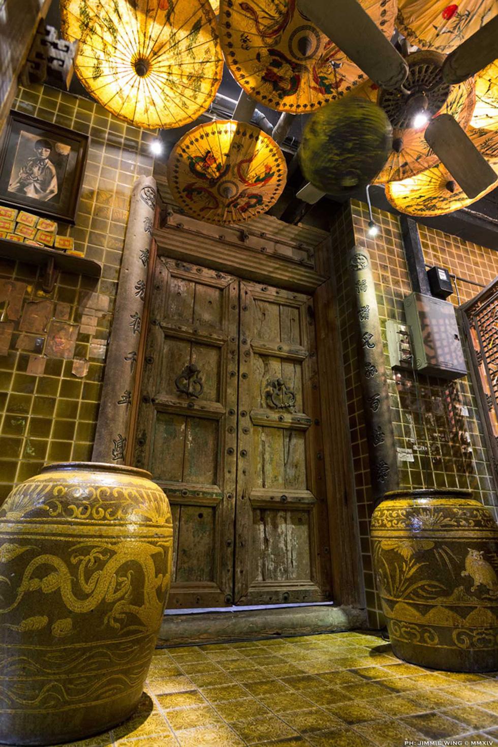 9 quán bar ở Bangkok đẹp ngất ngây - Ảnh 7.