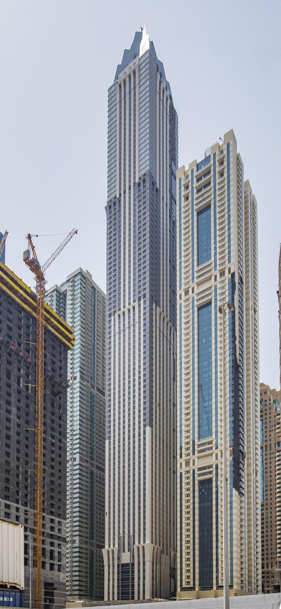Hơn nửa số tòa nhà chọc trời trên thế giới 2017 của Trung Quốc - Ảnh 4.