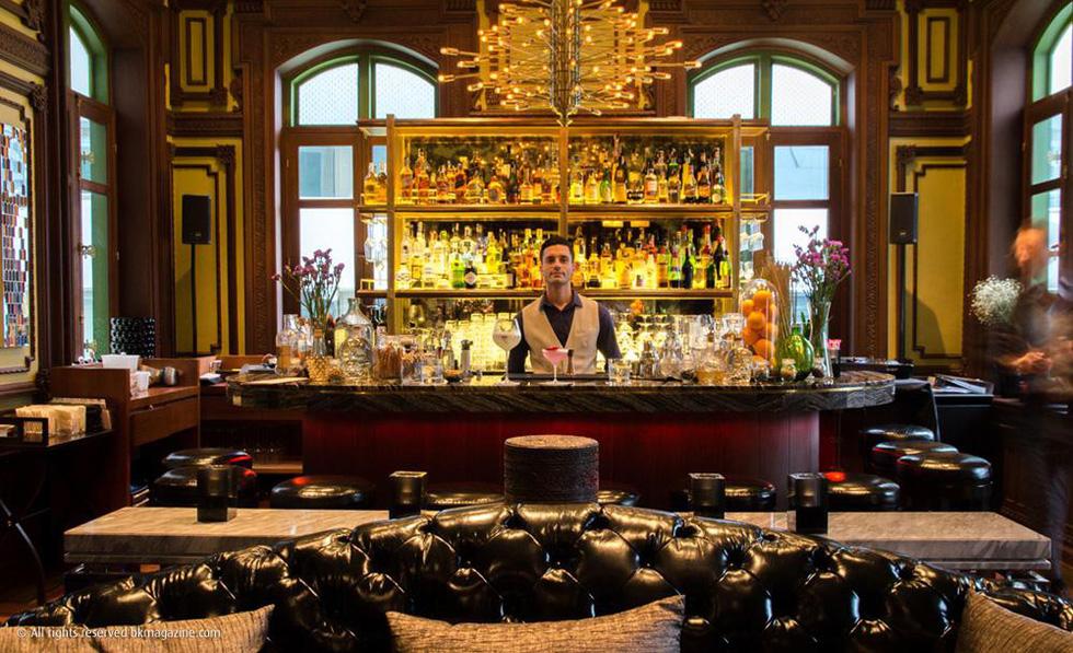 9 quán bar ở Bangkok đẹp ngất ngây - Ảnh 9.