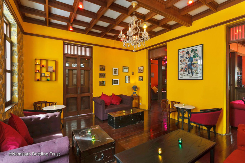 9 quán bar ở Bangkok đẹp ngất ngây - Ảnh 18.