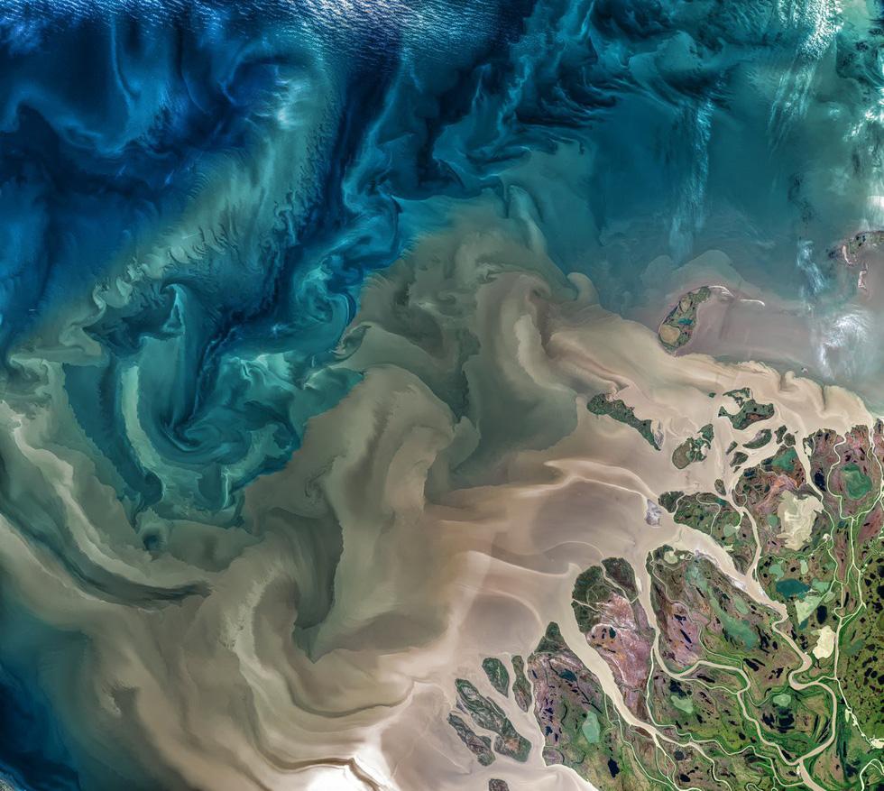 Say ngắm những bức ảnh đẹp nhất của NASA - Ảnh 1.