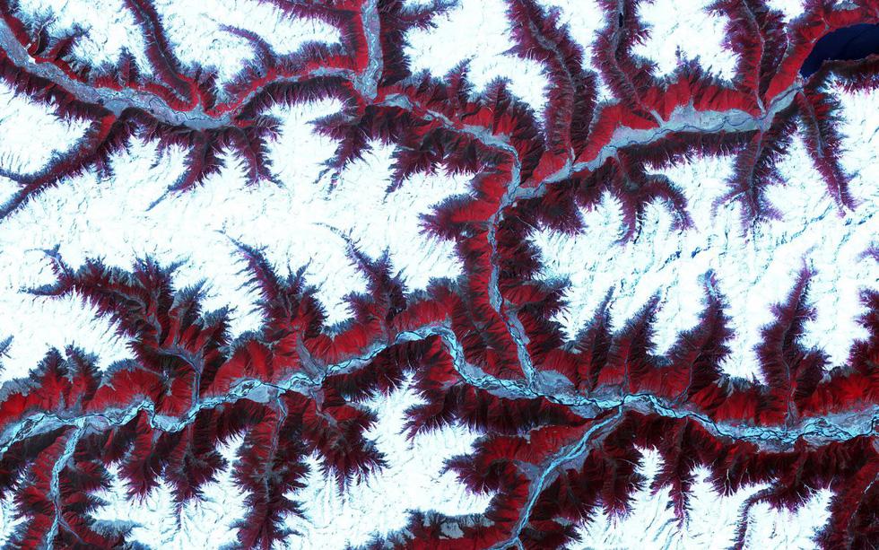 Say ngắm những bức ảnh đẹp nhất của NASA - Ảnh 10.