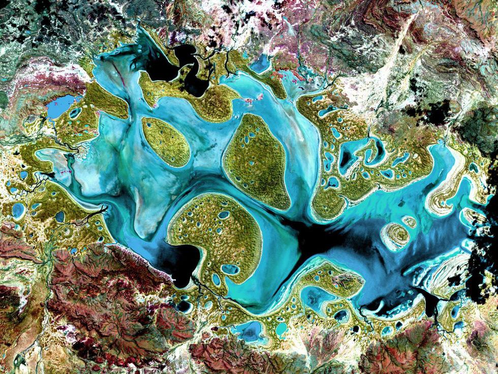 Say ngắm những bức ảnh đẹp nhất của NASA - Ảnh 12.