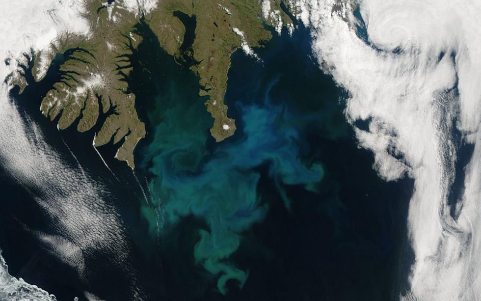 Say ngắm những bức ảnh đẹp nhất của NASA - Ảnh 16.