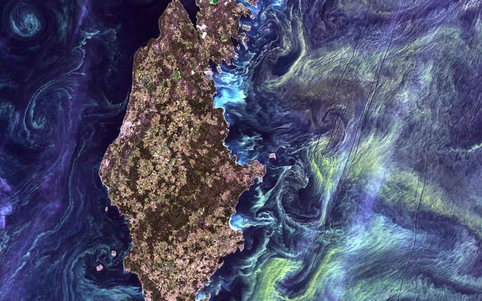 Say ngắm những bức ảnh đẹp nhất của NASA - Ảnh 17.