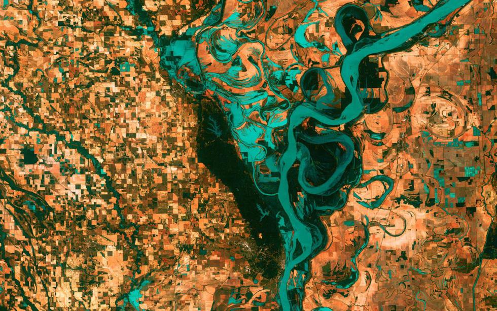 Say ngắm những bức ảnh đẹp nhất của NASA - Ảnh 3.